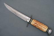 Voos, Schlieper Solingen Germany Hunting Knife Left Side