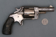 Smoker 38 Rim Fire Spur Trigger Revolver Right Side