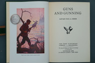 Guns and Gunning by Captian Paul A. Curtis Title Page