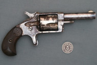 Marquis of Lorne Spur Trigger Revolver S# 3835 Right Side