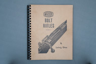 Mauser Bolt Action Rifles Volume 2 by Ludwig Olson