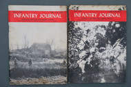 April & May 1945 Infantry Journal Overseas Edition For Armed Forces