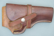 George Lawrence Leather Holster For Colt Commando, Marshal or 38 Official Police