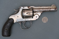 Forehand Arms Co. 30 S&W Double Action Top Break Revolver S# 341560 Right Side