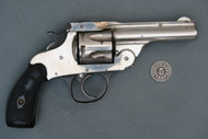 Forehand Arms Co. 32 S&W Double Action Top Break Revolver S#317578 Right Side
