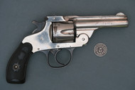 Forehand Arms Co. 32 S&W Double Action Top Break Revolver S# 355564 Right Side