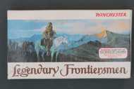 Winchester Legendary Frontiersman 38-55 Ammunition Top