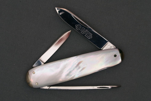 Hibbard, Spencer, Bartlett & Co.  Knife Left Side