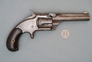 Smith & Wesson No. 1 1/2 New Model Revolver S# 51351 Right Side