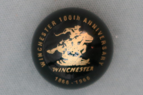 Winchester 100th Anniversary 1866-1966 Marble