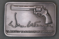 Dan Wesson Belt Buckle