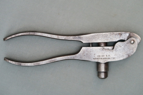 Winchester 1882 Reloading Tool in 25-20 Single Shot