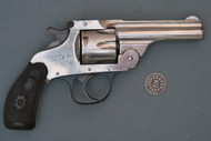 Forehand Arms Co. 32 S&W Double Action Top Break Revolver S#398489 Right Side