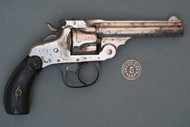 Smith & Wesson 32 Double Action 4th Model Revolver S# 159612 Right Side