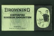 Browning 32 Automatic Centerfire Handgun Ammunition Front