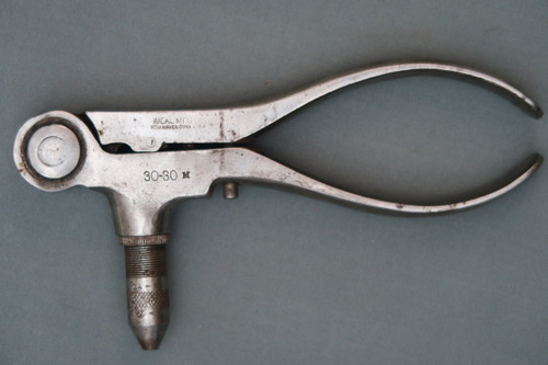 Ideal No. 3 30-30 Reloading Tool