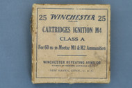 Winchester 60mm M4 Mortar Ignition Cartridges