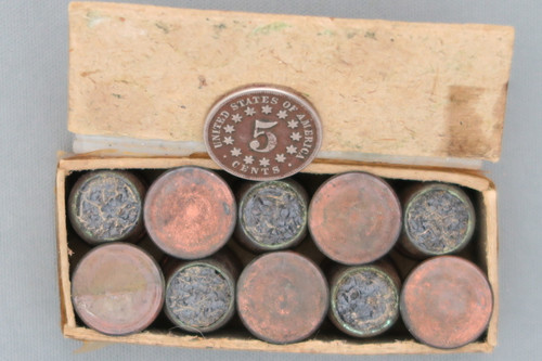 Frankford Arsenal Spencer Rifle Blank Ammo In Box