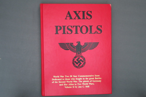 Axis Pistols World War Two 50 Year Commemorative Issue.