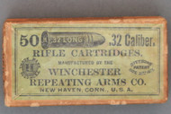 .32 Long Rim Fire Rifle Cartridges by Winchester Top