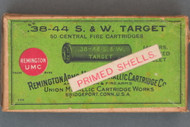 38-44 S&W Target Primed Shells by Remington Arms Union Metallic Cartridge Co. Top