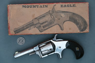 G. W. T. & R. Mountain Eagle Revolver S# 9663 In Original Box