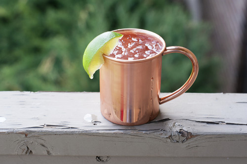 50 Pack of 12 oz Copper Mugs