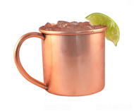 16 oz Pure Copper Moscow Mule Mug