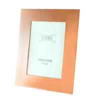 """4""""x6"""" Pure Copper Picture Frame"""