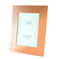 "4""x6"" Pure Copper Picture Frame"