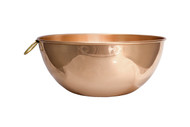 10.5 Inch Copper Mixing Bowl