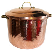 16 L Copper Brew and Stew Pot