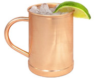 16 oz Copper Cup - 100% Pure Copper