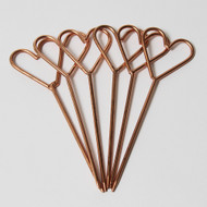 Heart Cocktail Pick (Set of 6)