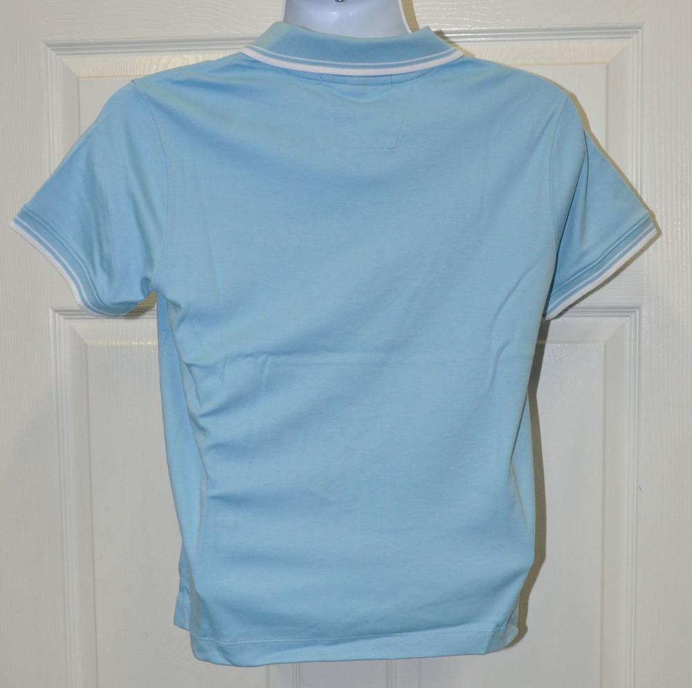 Blaupunkt Polo Shirt-light Blue stripe
