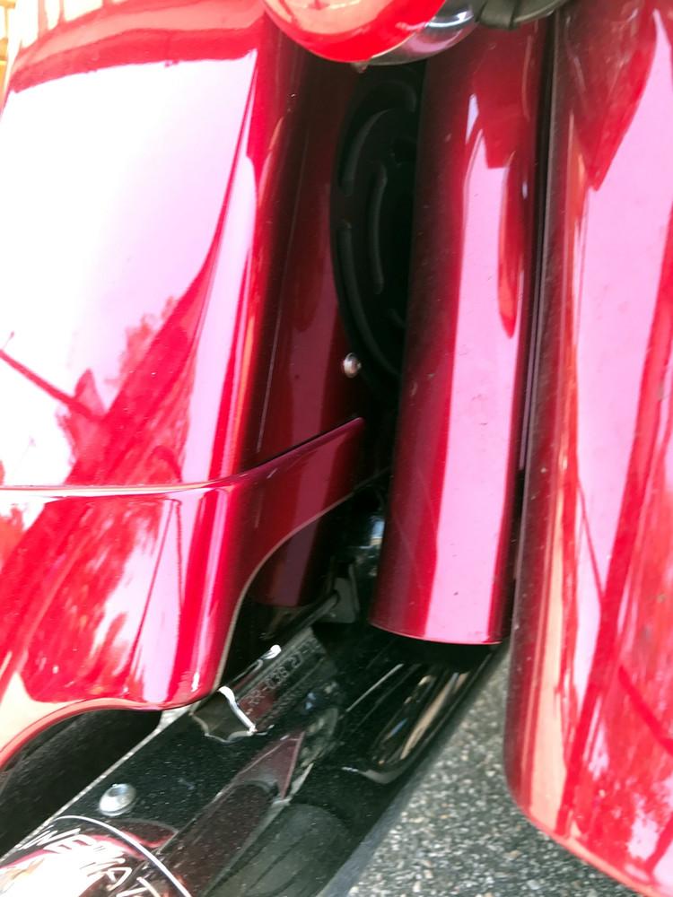 6x9 Midbass Speaker Adaptor for Motorcycle Saddlebags
