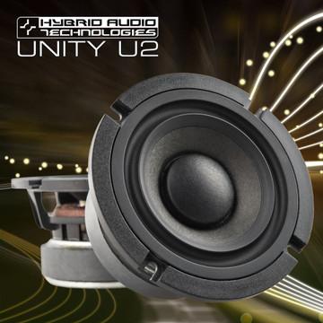 """U2 2"""" Midrange Speaker Set"""