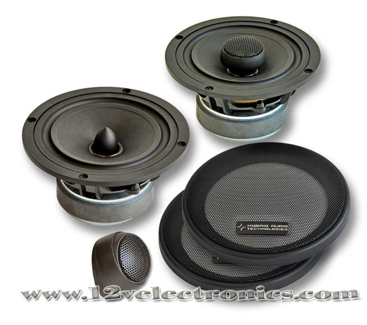Imagine I51-2 Component / Coaxial Speaker Set