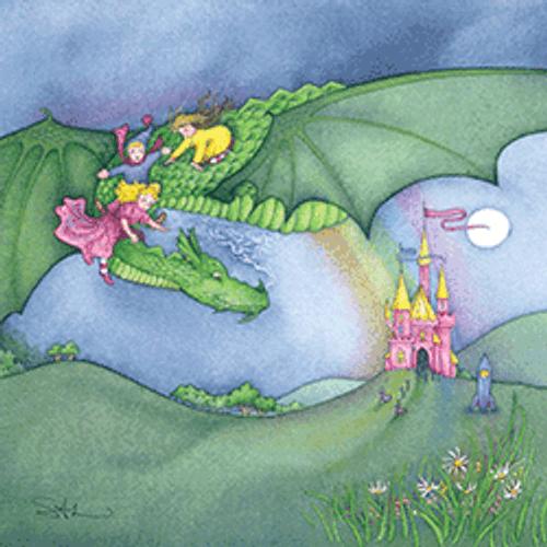 Card: The Magical Kingdom