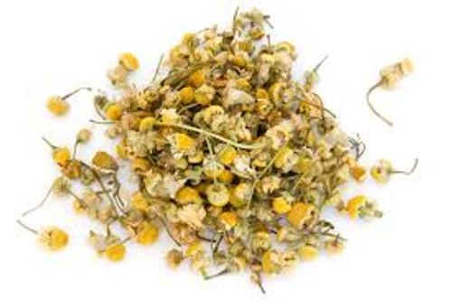 Dried Herbs & Resins: Chamomile