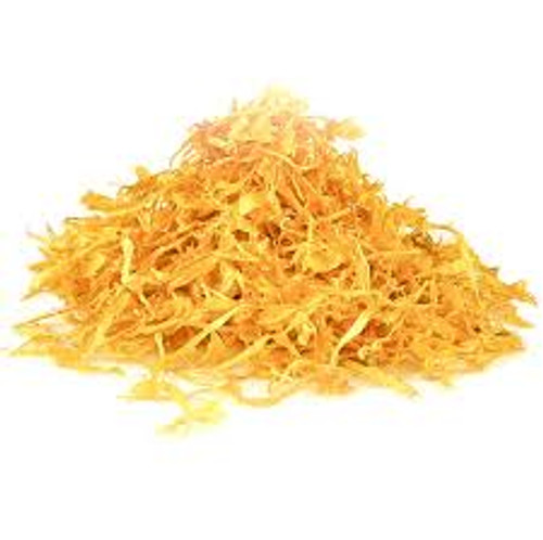 Dried Herbs & Resins: Calendula Petals
