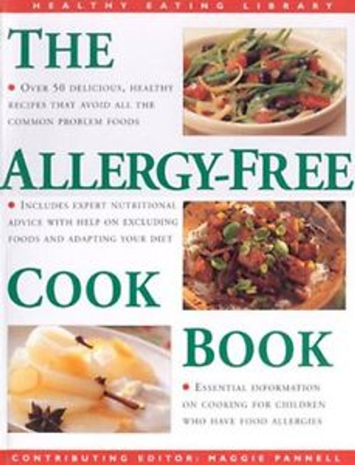 Book: The Allergy-Free Cookbook