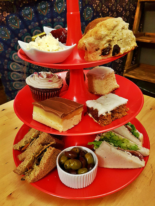 Afternoon Tea for Two at the Soup Dragon cafe - Gift Offer!