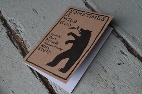Sometimes A Wild God by Hedgespoken Press