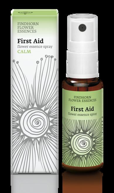 Findhorn Flower Essences Spray: First Aid