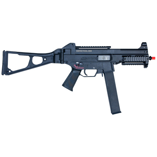 HK UMP AIRSOFT AEG ELITE BLACK W MOSFET