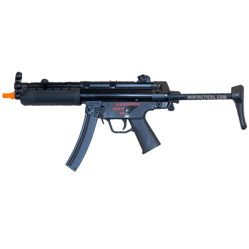 HK MP5 A5 AEG BLK ELITE W/3SH