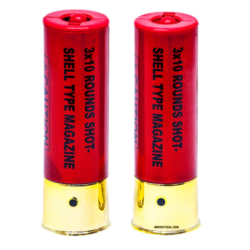 AIRSOFT SHOTGUN SHELLS 2 PACK