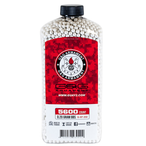 PERFECT 0.20G BB BOTTLE 5600 COUNT