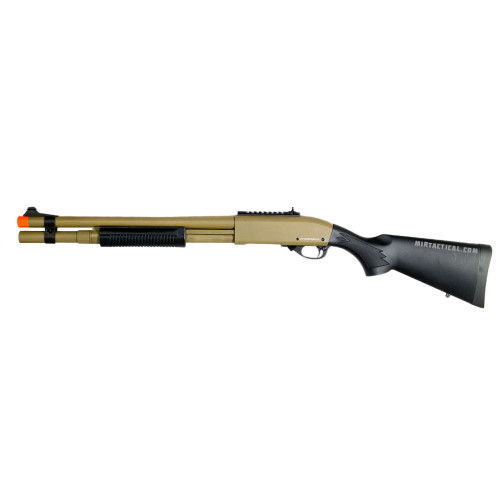 AIRSOFT GAS SCATTERGUN HDS TAN
